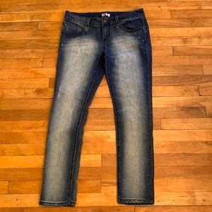 4/$40 - SAPPHIRE RED Jeans - Size 15/16